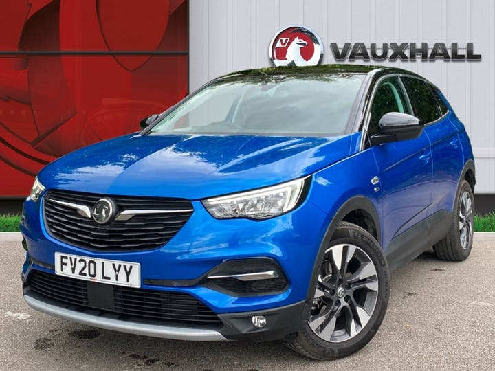 Vauxhall Grandland X 1.5 Turbo D Griffin 5dr | FV20LYY | Photo 3