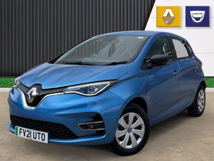 Renault Zoe R110 52kwh Play Hatchback 5dr Electric Auto (i) (107 Bhp)   FV21UTO   Photo 3