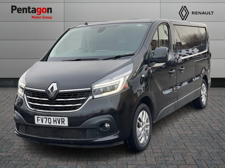 Renault Trafic 2.0 DCi Energy 30 Sport Nav Panel Van 5dr Diesel Manual LWB Standard Roof Eu6 (s/s) (120 Ps) | FV70HVR | Photo 3
