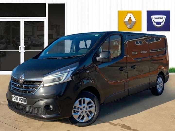 Renault Trafic 2.0 DCi Energy 30 Sport Nav Panel Van 5dr Diesel Manual LWB Standard Roof Eu6 (s/s) (120 Ps) | FV70KPY | Photo 3