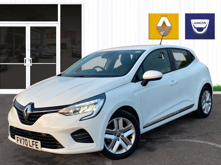 Renault Clio 1.0 Tce Play Hatchback 5dr Petrol Manual (s/s) (100 Ps) | FV70LFE | Photo 3