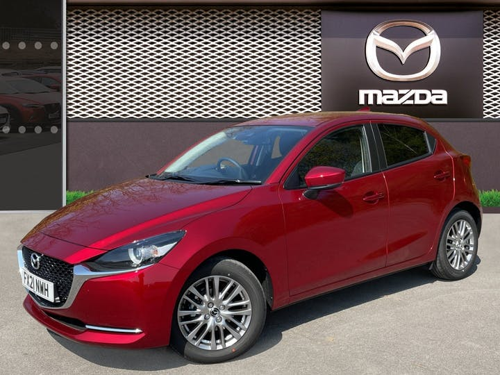 Mazda Mazda2 1.5 Skyactiv G Sport Nav Hatchback 5dr Petrol Auto (s/s) (90 Ps)   FX21NWH   Photo 3