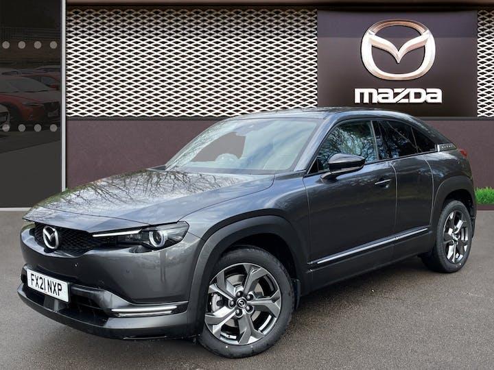 Mazda MX-30 35.5kwh GT Sport Tech SUV 5dr Electric Auto (145 Ps) | FX21NXP | Photo 3