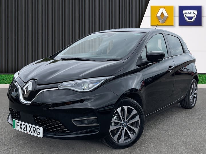 Renault Zoe R135 52kwh GT Line Hatchback 5dr Electric Auto (i, Rapid Charge) (134 Bhp) | FX21XRG | Photo 3