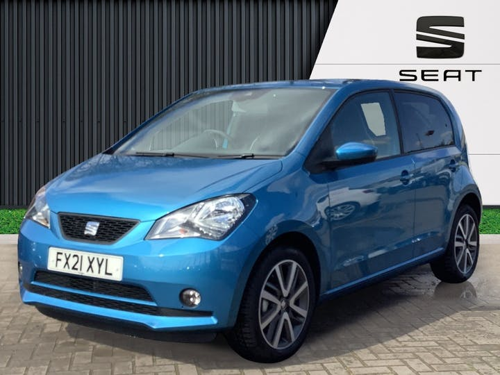 SEAT Mii 36.8kwh Hatchback 5dr Electric Auto (83PS)   FX21XYL   Photo 3