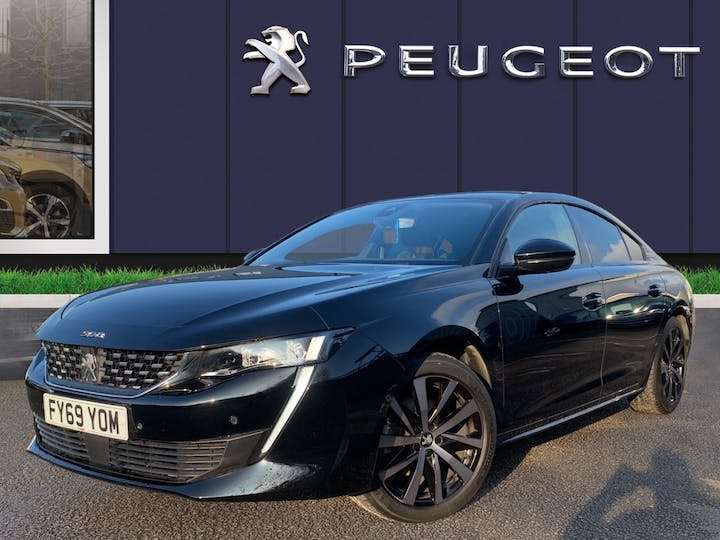 Peugeot 508 1.5 Bluehdi GT Line Fastback 5dr Diesel Manual (s/s) (130 Ps) | FY69YOM | Photo 3