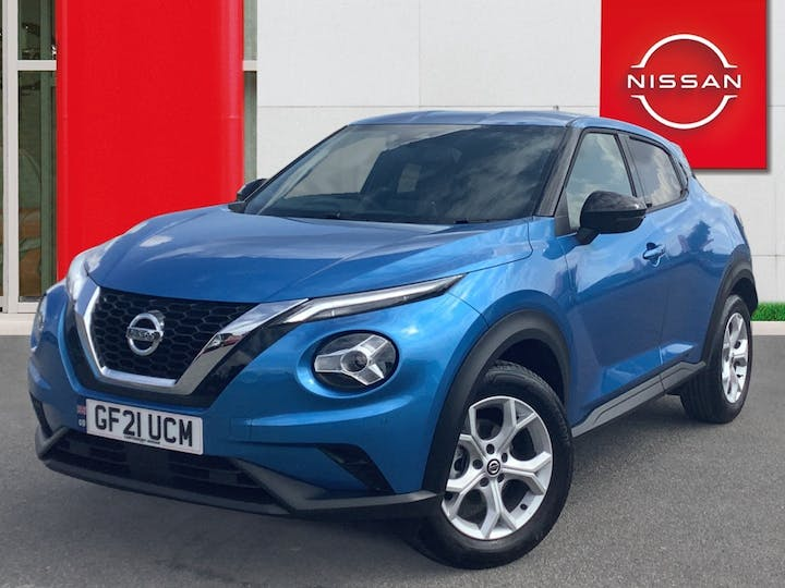 Nissan Juke 1.0 Dig T N Connecta SUV 5dr Petrol Dct Auto (s/s) (114 Ps) | GF21UCM | Photo 3