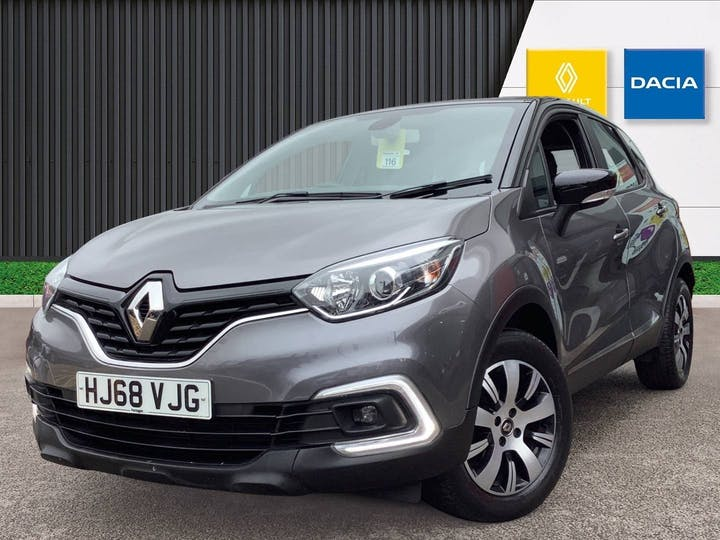 Renault Captur 0.9 Tce Energy Play SUV 5dr Petrol (s/s) (90 Ps) | HJ68VJG | Photo 3