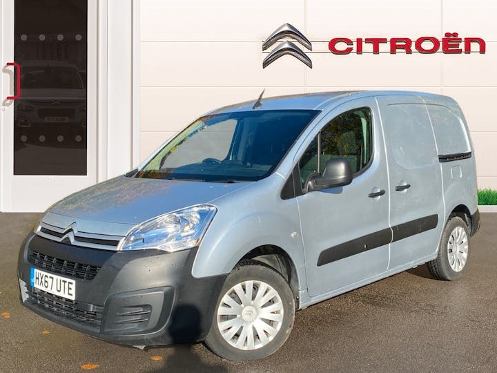 Citroen Berlingo 1.6 Bluehdi 850 Enterprise L1 Panel Van 5dr Diesel Manual (112 G/km, 100 Bhp) | HX67UTE | Photo 3