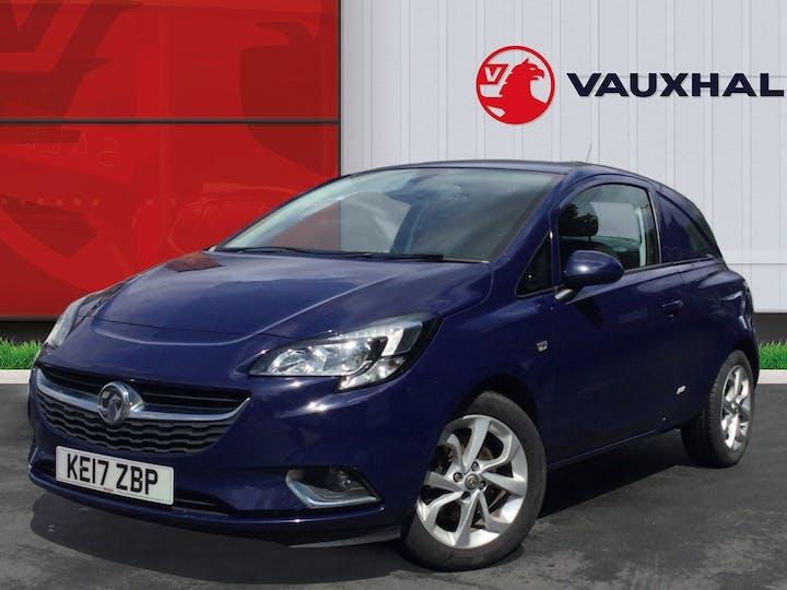 Vauxhall Corsa Van 1.3 Sportive Panel Van 3dr Diesel Manual (108 G/km, 94 Bhp) | KE17ZBP | Photo 3