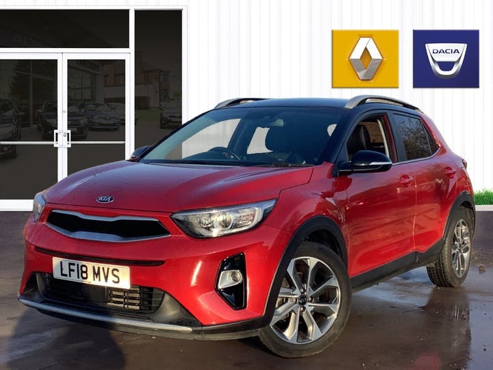Kia Stonic 1.0 T Gdi First Edition SUV 5dr Petrol (s/s) (118 Bhp) | LF18MVS | Photo 3