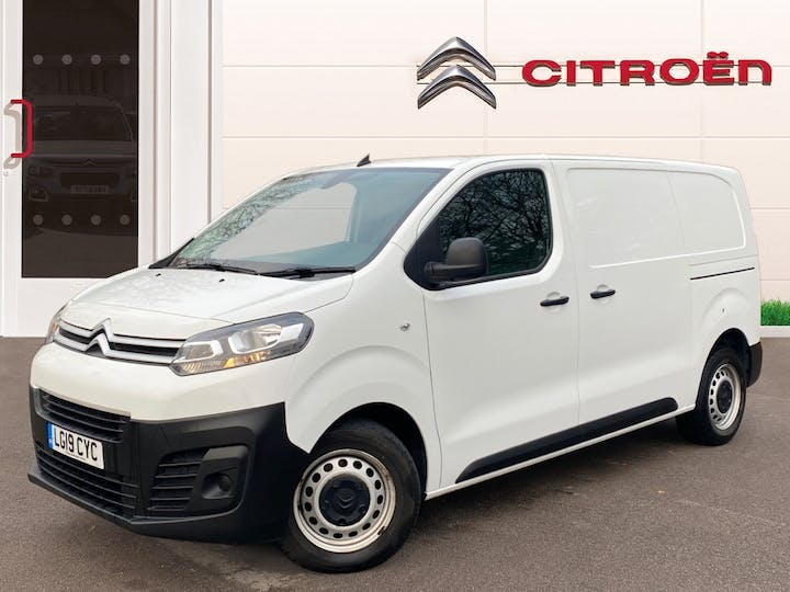 Citroen Dispatch 2.0 Bluehdi 1400 Enterprise M Panel Van 6dr Diesel Manual MWB Eu6 (s/s) (120 Ps) | LG19CYC | Photo 3