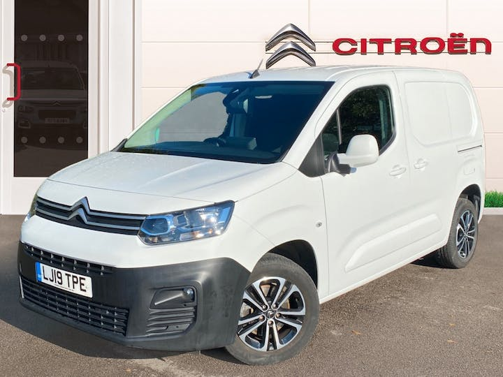 Citroen Berlingo 1.6 Bluehdi 1000 Driver M Panel Van 5dr Diesel Manual SWB Eu6 (s/s) (100 Ps) | LJ19TPE | Photo 3