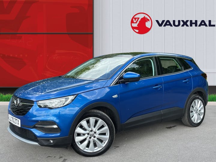 Vauxhall Grandland X 1.2 Turbo Elite Nav SUV 5dr Petrol Auto (s/s) (130 Ps) | LL70ZTX | Photo 3