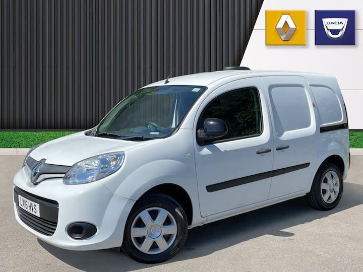 Renault Kangoo 1.5 DCi Ml19 Business+ Panel Van 5dr Diesel Manual L2 H1 Eu5 (75 Ps)   LX16HVS   Photo 3