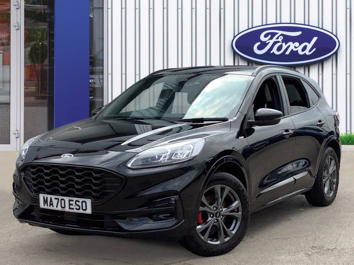 Ford Kuga 1.5 Ecoblue St Line SUV 5dr Diesel Manual (s/s) (120 Ps)   MA70ESO   Photo 3