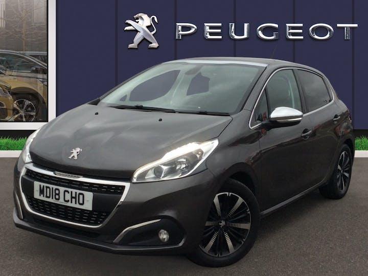 Peugeot 208 1.2 Puretech Allure Premium Hatchback 5dr Petrol (s/s) (82 Ps) | MD18CHO | Photo 3