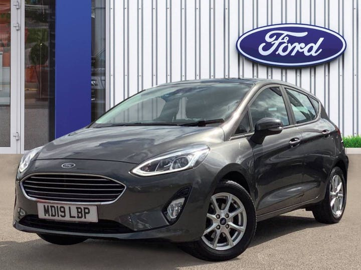 Ford Fiesta 1.1 Ti Vct Zetec Hatchback 5dr Petrol Manual (s/s) (85 Ps)   MD19LBP   Photo 3