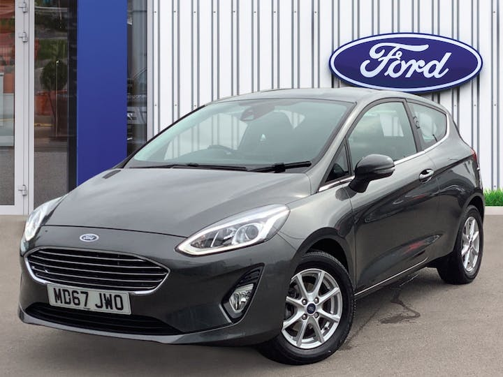 Ford Fiesta 1.1 Ti Vct Zetec Hatchback 3dr Petrol Manual (s/s) (85 Ps)   MD67JWO   Photo 3