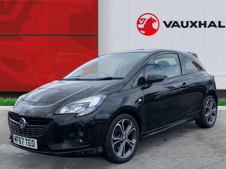 Vauxhall Corsa 1.4i Turbo Black Edition Hatchback 3dr Petrol (s/s) (150 Ps) | MF67TEO | Photo 3