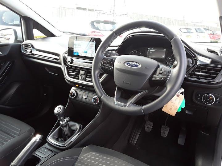 Ford Fiesta 1.0t Ecoboost Gpf Zetec Hatchback 3dr Petrol Manual (s/s) (100 Ps)   MF68OXA   Photo 3