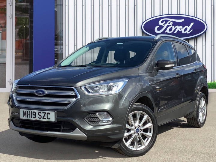 Ford Kuga 1.5 TDCi Ecoblue Titanium Edition SUV 5dr Diesel Manual (s/s) (120 Ps) | MH19SZC | Photo 3