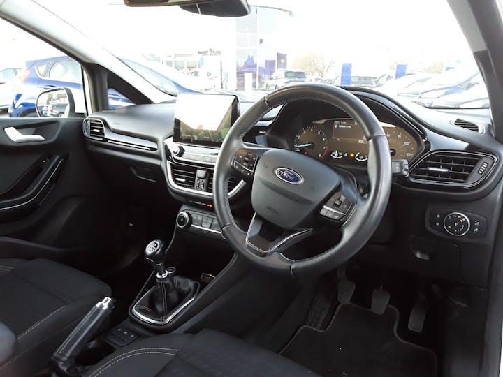 Ford Fiesta 1.0t Ecoboost Titanium Hatchback 3dr Petrol Manual (s/s) (100 Ps)   MJ18BNZ   Photo 3