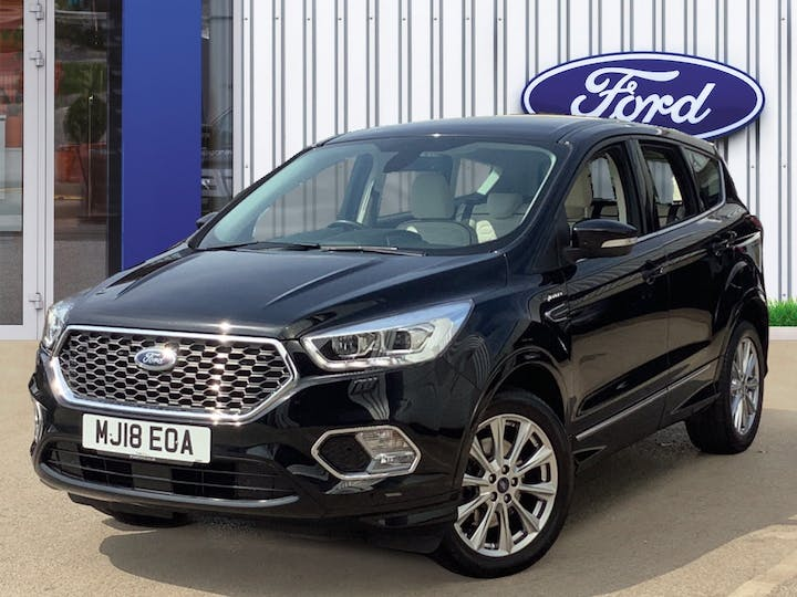 Ford Kuga 2.0 TDCi Ecoblue Vignale SUV 5dr Diesel Manual (s/s) (150 Ps)   MJ18EOA   Photo 3