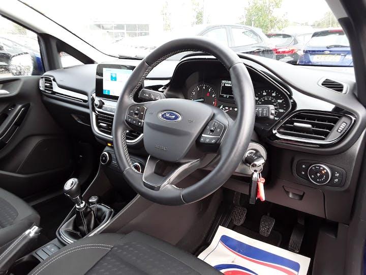 Ford Fiesta 1.0t Ecoboost Zetec Hatchback 3dr Petrol Manual (s/s) (100 Ps)   MJ67XRA   Photo 3