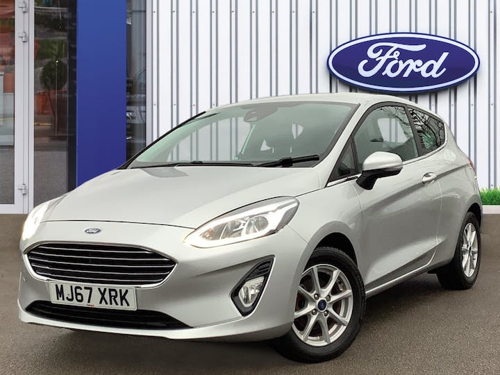 Ford Fiesta 1.1 Ti Vct Zetec Hatchback 3dr Petrol Manual (s/s) (85 Ps) | MJ67XRK | Photo 3