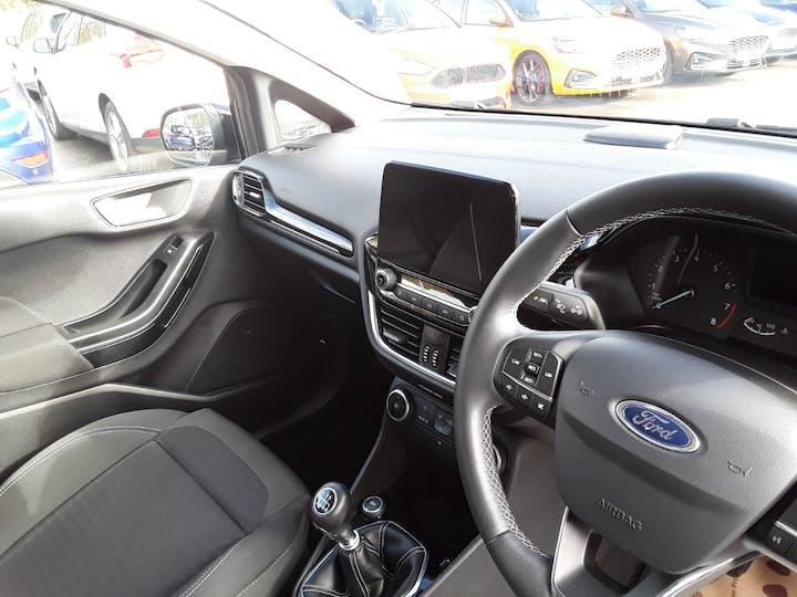Ford Fiesta 1.0 Ecoboost Zetec 3dr   MK68XGM   Photo 3