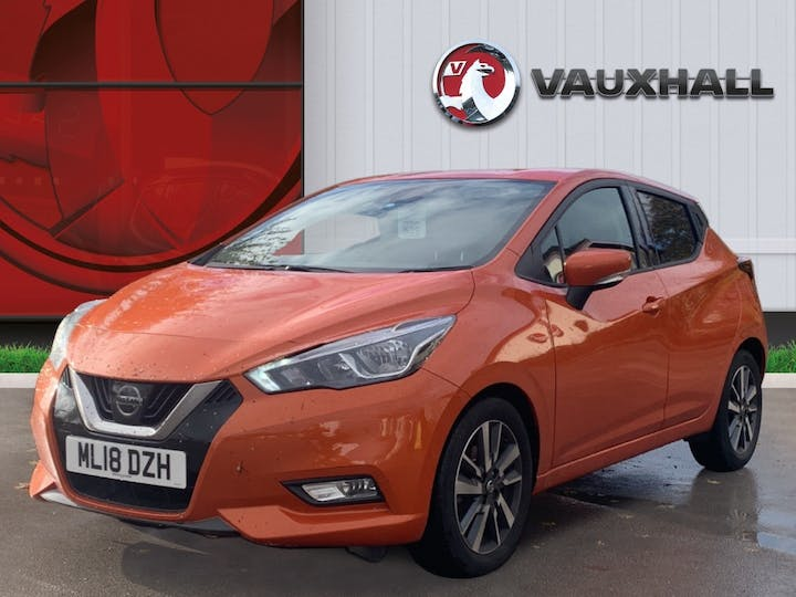 Nissan Micra 0.9 Ig T Acenta Limited Edition Hatchback 5dr Petrol Manual (s/s) (90 Ps) | ML18DZH | Photo 3