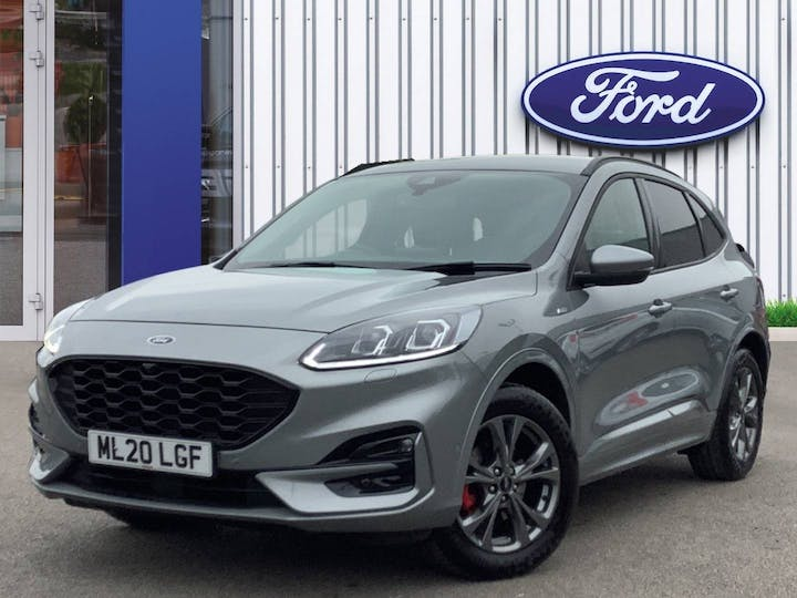 Ford Kuga 1.5 Ecoblue St Line First Edition SUV 5dr Diesel Manual (s/s) (120 Ps) | ML20LGF | Photo 3