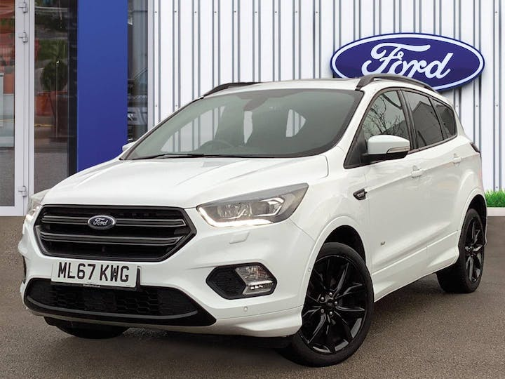 Ford Kuga 2.0 TDCi St Line X SUV 5dr Diesel Manual Awd (s/s) (180 Ps)   ML67KWG   Photo 3