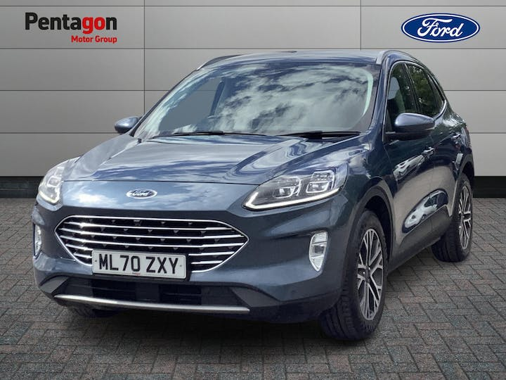 Ford Kuga 1.5 Ecoblue Titanium First Edition SUV 5dr Diesel Manual (s/s) (120 Ps)   ML70ZXY   Photo 3