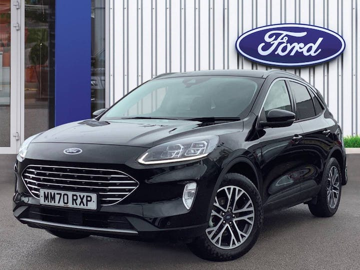 Ford Kuga 1.5 Ecoblue Titanium Edition SUV 5dr Diesel Manual (s/s) (120 Ps) | MM70RXP | Photo 3