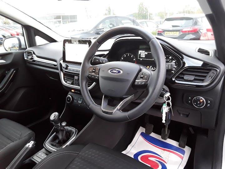 Ford Fiesta 1.1 Ti Vct Zetec Hatchback 3dr Petrol Manual (s/s) (85 Ps) | MT18BNX | Photo 3
