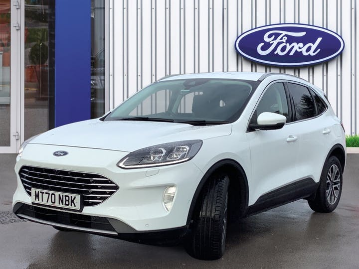 Ford Kuga 1.5t Ecoboost Titanium First Edition SUV 5dr Petrol Manual (s/s) (150 Ps) | MT70NBK | Photo 3