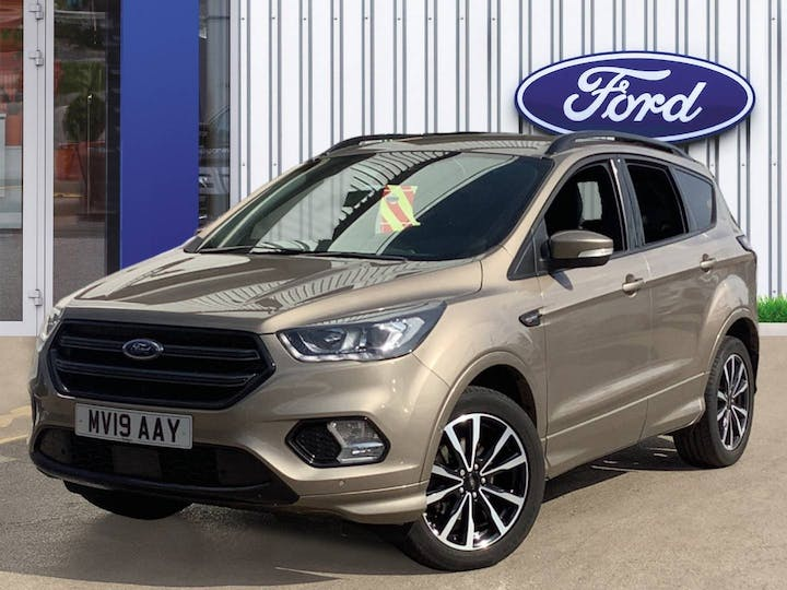 Ford Kuga 1.5 TDCi St Line SUV 5dr Diesel Manual (s/s) (120 Ps) | MV19AAY | Photo 3