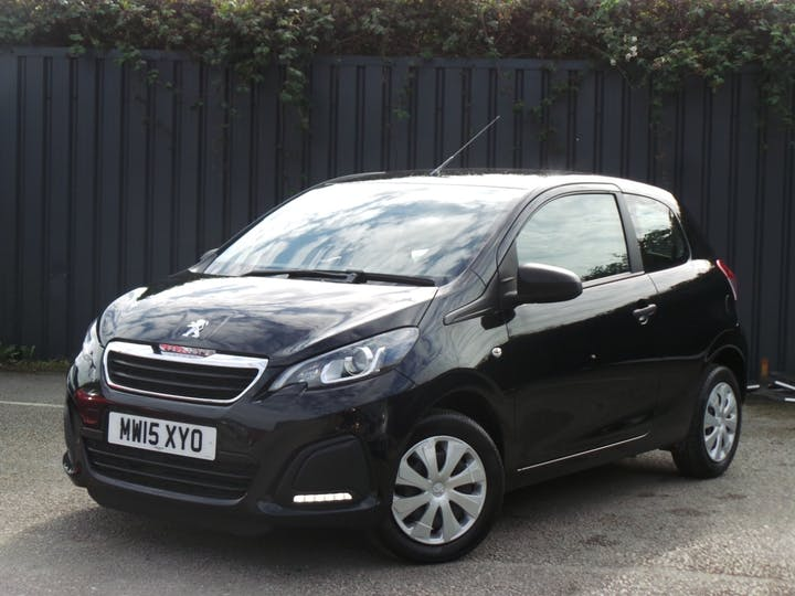 Peugeot 108 1.0 Access 3dr   MW15XYO   Photo 3