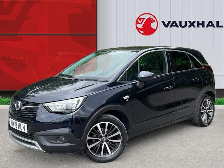 Vauxhall Crossland X 1.2 Elite SUV 5dr Petrol Manual (81 Ps)   MW18HLM   Photo 3