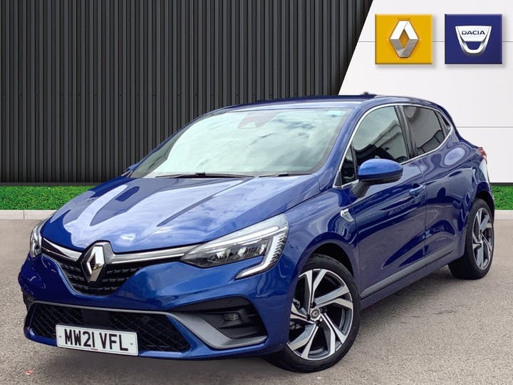 Renault Clio 1.0 Tce RS Line Hatchback 5dr Petrol Manual (s/s) (90 Ps) | MW21VFL | Photo 3