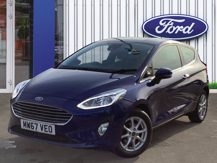 Ford Fiesta 1.1 Ti Vct Zetec Hatchback 3dr Petrol Manual (s/s) (85 Ps) | MW67VEO | Photo 3