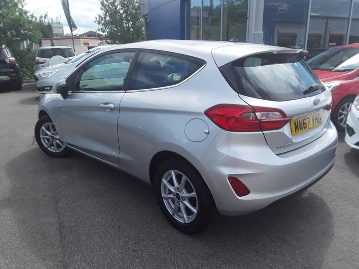 Ford Fiesta 1.1 Ti Vct Zetec Hatchback 3dr Petrol Manual (s/s) (85 Ps) | MW67VHG | Photo 3