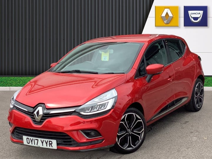 Renault Clio 0.9 Tce Dynamique S Nav Hatchback 5dr Petrol (s/s) (90 Ps) | OY17YYR | Photo 3