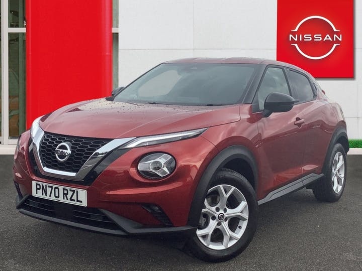 Nissan Juke 1.0 Dig T N Connecta SUV 5dr Petrol Dct Auto (s/s) (114 Ps)   PN70RZL   Photo 3