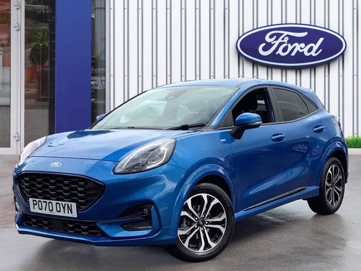 Ford Puma 1.0t Ecoboost St Line SUV 5dr Petrol Manual (s/s) (125 Ps) | PO70OYN | Photo 3