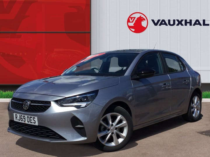 Vauxhall Corsa 1.2 SE Hatchback 5dr Petrol Manual (75 Ps) | RJ69OES | Photo 3