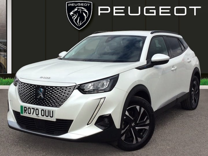 Peugeot 2008 50kwh Allure SUV 5dr Electric Auto (136 Ps) | RO70OUU | Photo 3