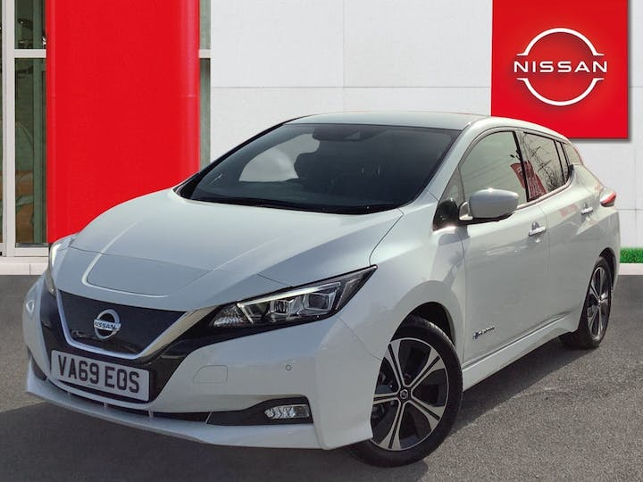 Nissan Leaf 40kwh Tekna Hatchback 5dr Electric Auto (150 Ps) | VA69EOS | Photo 3